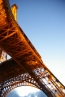 Weekly Image: Eiffel Tower from a special angle and in a different light